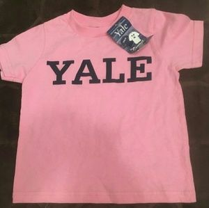 Other - Yale Girl's T-Shirt Size 2T